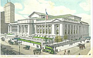 Public Library New York City p21391 (Image1)