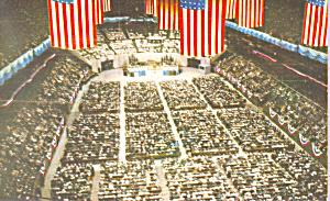 Interior Madison Square Garden New York City p21393 (Image1)