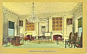 Interior Independence Hall Philadelphia PA p21401 (Image1)