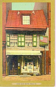 Betsy Ross House Philadelphia PA p21402 (Image1)
