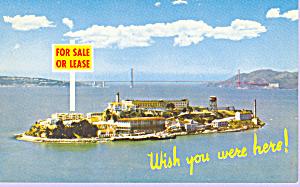 Alcatraz Island San Francisco (Image1)