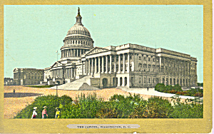 US Capitol, Washington DC (Image1)