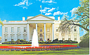 North Front, White House,Washington, DC (Image1)