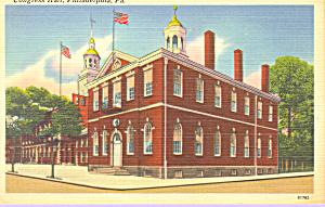 Congress Hall Philadelphia Pennsylvania  p21460 (Image1)