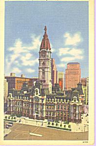 City Hall and Plaza Philadelphia PA p21462 (Image1)