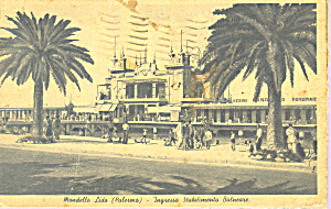 Mondello Lido, Palermo Italy (Image1)
