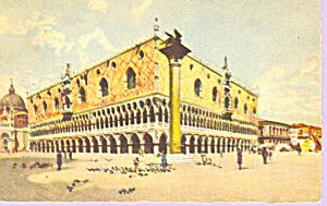 Palazzo Ducale Dogenpalast Venice Italy p21473 (Image1)