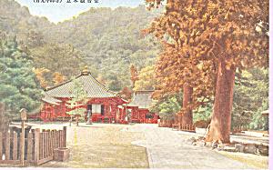 Japanese Scene (Image1)