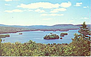 Blue Mountain Lake New York From Adirondack Museum p21494 (Image1)