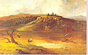 Fort Ticonderoga New York Postcard p21500 (Image1)