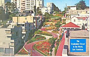 Lombard Street, San Francisco (Image1)