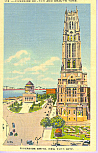 Riverside Church New York City p21531 (Image1)
