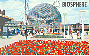 Biosphere,Man And His World,Canada (Image1)