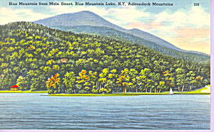 Blue Mountain,Adirondacks,New York (Image1)