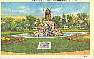Kings Fountain Albany New York p21583 (Image1)