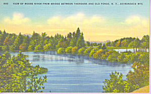 Moose River Adirondacks,,New York (Image1)