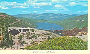 Donner Bridge and Donner Lake California p21610 (Image1)
