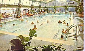 Indoor Pool Chalfonte Haddon Hall Atlantic City NJ p21638 (Image1)