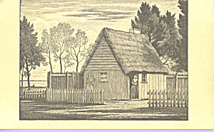 First House of Plimouth Plantation,Massachusetts (Image1)