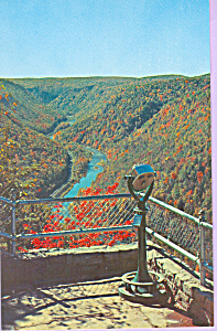 Pennsylvania Grand Canyon Postcard p21672 (Image1)