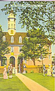 The Capitol Williamsburg Virginia p21678 (Image1)