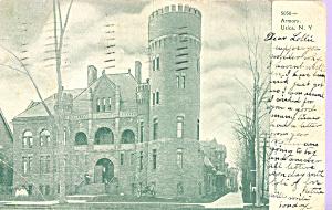 Armory, Utica, New York (Image1)
