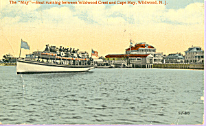 The May Running Wildwood Crest and Cape May New Jersey p21723 (Image1)