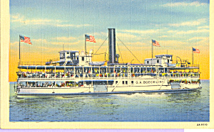 Steamer G A Boeckling Cedar Point Route p21724 (Image1)