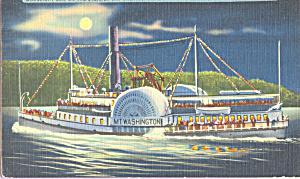Moonlight Sail on the Steamer Mt Washington p21732 (Image1)