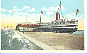 Public Steamboat Landing Erie Pennsylvania p21739 (Image1)