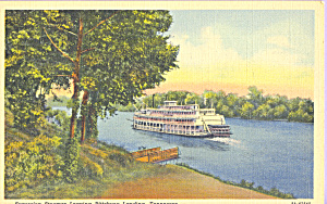 Excursion Steamer at Pittsburg Landing Tennessee p21741 (Image1)