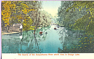 Source of Susquehanna in Otsego Lake p21742 (Image1)
