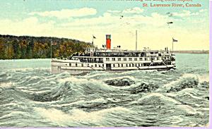 Rapids Prince Long Sault Rapids St Lawrence River p21743 (Image1)