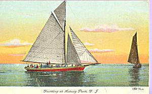 Yachting at Asbury Park  New Jersey p21749 (Image1)