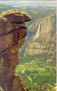 Glacier Point, Yosemite National Park (Image1)