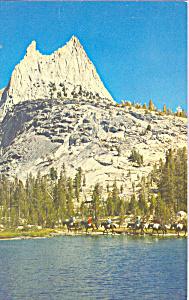 Cathedral Peak Yosemite National Park CA p21785 (Image1)
