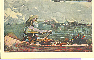 Adirondacks Guide,Winslow Homer (Image1)