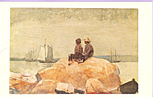 Marblehead,Winslow Homer (Image1)
