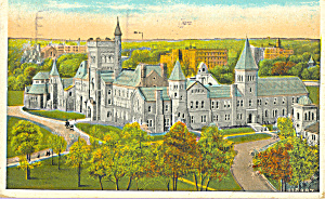 University Toronto, Ontario, Canada (Image1)