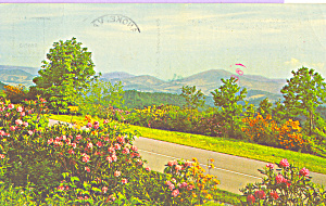 Blue Ridge Parkway at Mt Jefferson North Carolina p21893 (Image1)