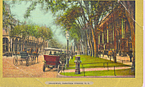 Broadway Saratoga Springs New York p21911 (Image1)