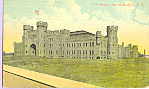 65th Regiment Armory, Buffalo,New York (Image1)