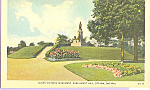 Queen Victoria Monument Ottawa Ontario Canada p21991 (Image1)