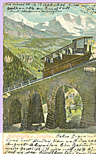 Murrenbahn u JungGrau  Incline on Jungfrau p22015 (Image1)