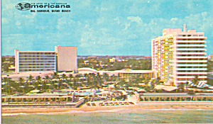 The Americana Hotel Miami Beach Florida p22030 (Image1)