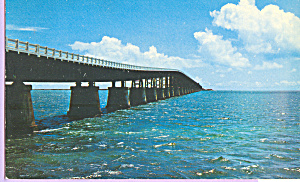 Overseas Highway To Key West Fl P22036