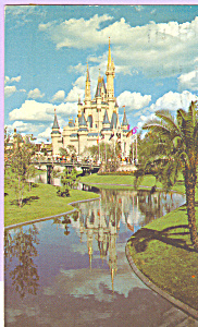 Cinderella Castle, Walt Disney World (Image1)