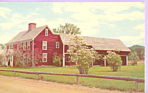 Cavendish House, Shelburne Museum, Shelburne Vermont (Image1)