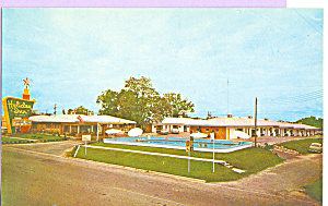 Holiday Inn Williston Florida Postcard P22067