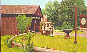 Milk Wagon, Shelburne Museum, Shelburne Vermont (Image1)